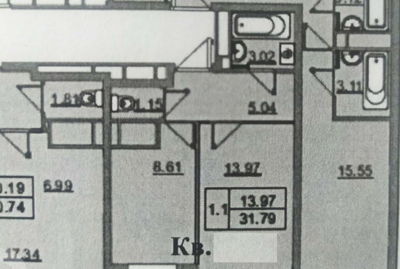 купить квартира в казани Приволжский Братьев Баталловых ул